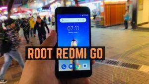 Cara Root Install TWRP Xiaomi Redmi GO