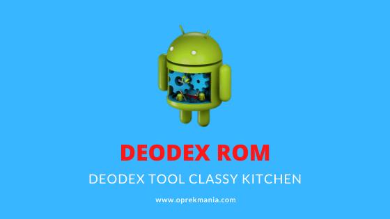 Deodex Tools Classy Kitchen Download