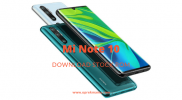 Download dan Install Stock ROM Xiaomi Mi Note 10