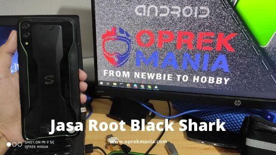 Jasa Root Android Black Shark