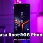 Jasa Root ROG Phone