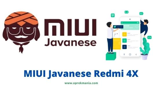 Miui Javanese Redmi 4x