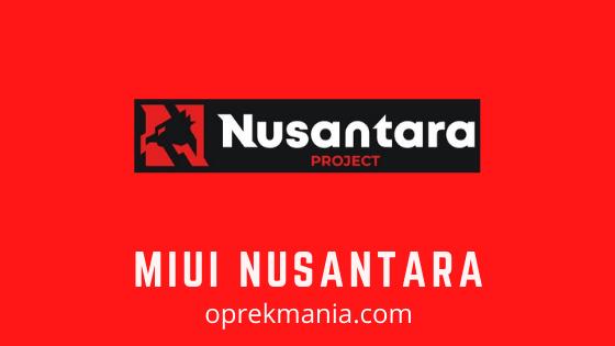 MIUI Nusantara Redmi Note 5 Whyred