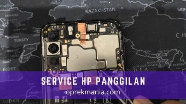 Jasa Service HP Terdekat