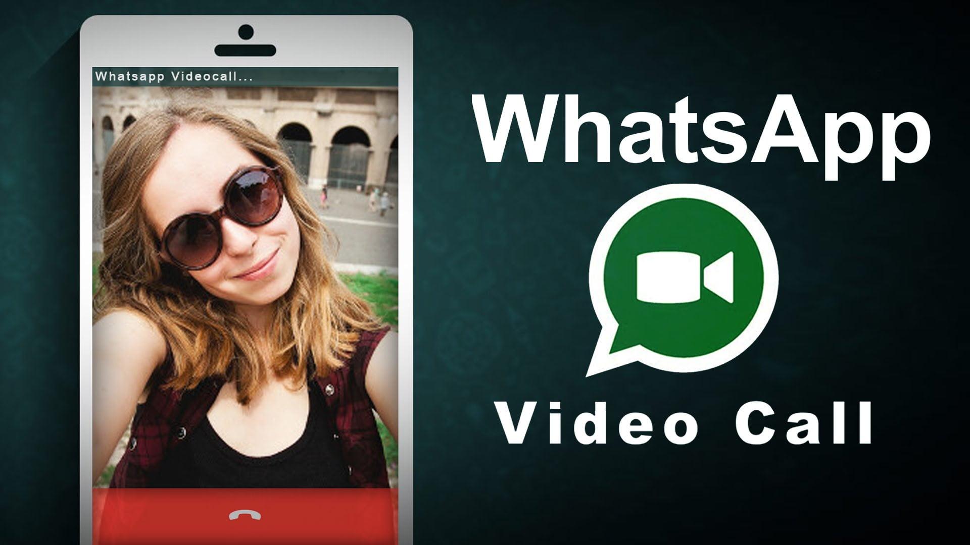 Merekam Video Call Whatsapp